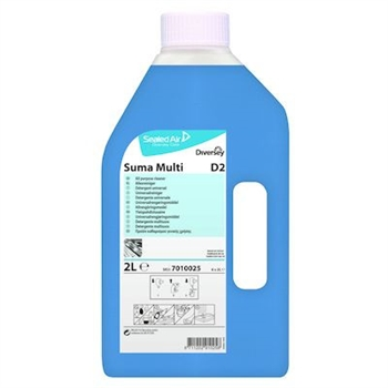 Sealed Air - Suma Multi D2 - 2 L