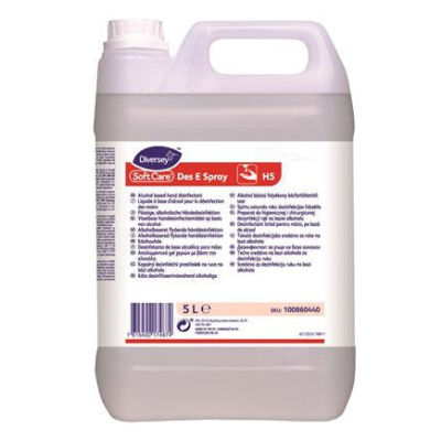 Soft Care Des E Spray 5 Liter